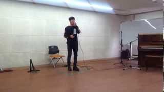 getlinkyoutube.com-방탄소년단 정국 서공예 실기 영상