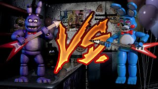 getlinkyoutube.com-Bonnie vs Toy Bonnie