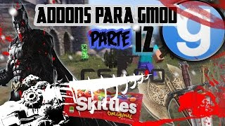 getlinkyoutube.com-Addons para Gmod 13 y 14 por Mediafire - Parte 12 - ESPECIAL 3000 SUBS 70 ADDONS [1/3]