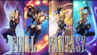getlinkyoutube.com-Final Fantasy -  Battles Metal Super Collection! [FF1~10] ♫