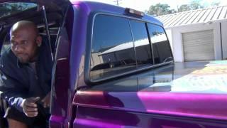 """getlinkyoutube.com-Candy Purple Dually on 24's 4 12"""" Subs - HD"""