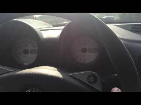 Руль алькантара 156 Alfa Romeo