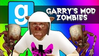 Gmod Zombies - Escaping the Apocalypse! (Garry's Mod Sandbox Funny Moments & Skits) width=