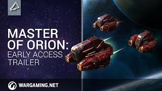 Master of Orion - Early Access Trailer