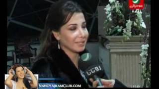 Nancy Ajram Eid El Adha Interview