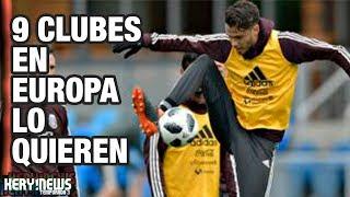 9 EUROPEOS QUIEREN A REYES | MARCO FABIÁN A LA MLS? | RAFA DT DEL TRI | LA PELEA DE MESSI Y SAMPAOLI