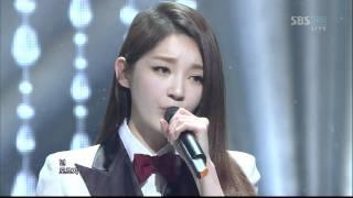 getlinkyoutube.com-T-ara ft. Davichi - We Were In Love (120108 SBS Inkigayo)