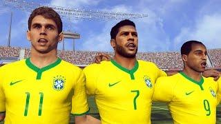 getlinkyoutube.com-Revanche: Brasil Vs Alemanha - Pro Evolution Soccer 2015 - PES 2015 (PS4)