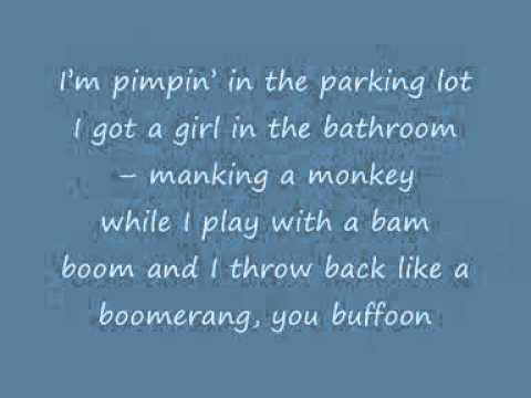 DJ Felli Feat Akon.Pitbull & Jermaine Dupri - Boomerang lyrics