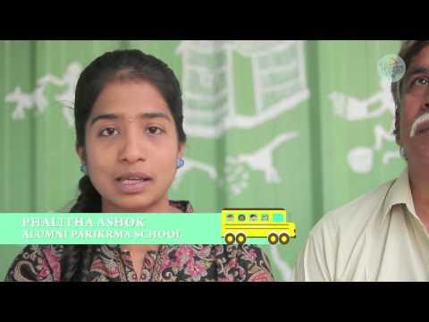 Parikrma Story - The Bridge To A Better Future