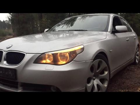 BMW E60 Монодиалог