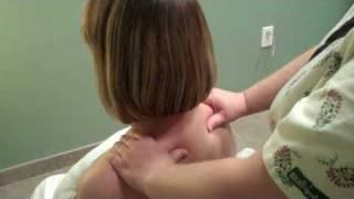 getlinkyoutube.com-Chandler Massage - Neck and Shoulder Massage Techniques