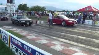 getlinkyoutube.com-MUSTANG V8 vs GSR2000 SR20VE