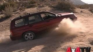 getlinkyoutube.com-2003 Subaru Forester Test - 4x4TV Test Videos
