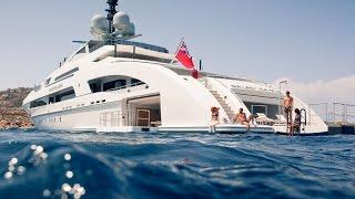 getlinkyoutube.com-Heesen Yachts 65m Galactica Star