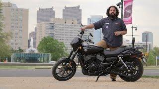getlinkyoutube.com-Harley Davidson Street 750 Review at RevZilla.com