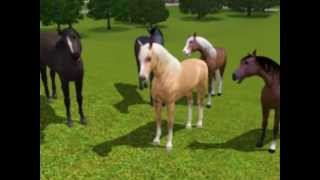 getlinkyoutube.com-~ Sims 3 ~ Spirit Stallion of the Cimarron ~ Part 1