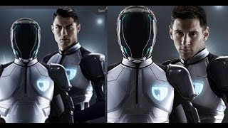 getlinkyoutube.com-#Galaxy11: Full Movie - ( Cristiano Ronaldo, Lionel Messi, Rooney | Falcao | Gotze