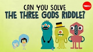getlinkyoutube.com-Can you solve the three gods riddle? - Alex Gendler