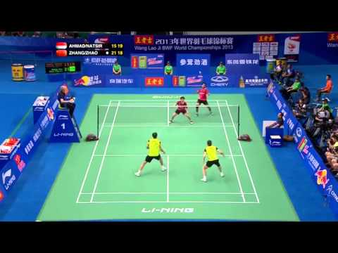 Badminton Crazy Rally (INA VS CHN) - My Goodness 4