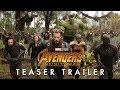 Avengers: Infinity War -  Teaser Trailer deutschgerman | Marvel HD