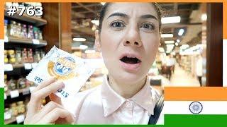 INDIAN SUPERMARKET FOOD SURPRISE BENGALURU DAY 763 | TRAVEL VLOG IV
