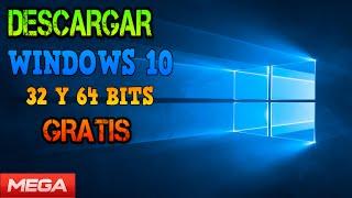 getlinkyoutube.com-Descargar Windows 10 Pro Final 32 y 64 bits + activador [MEGA]