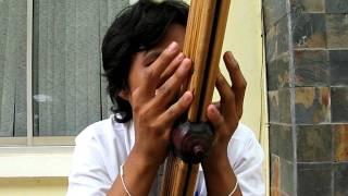 getlinkyoutube.com-Bia - young khaen player from Maha Sarakham