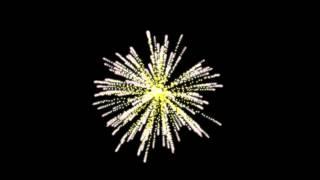 getlinkyoutube.com-Exploding Fireworks - Free Green Screen Animation