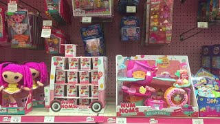 getlinkyoutube.com-Toy Hunt: Num Noms, Shoppies, LEGO, Lalaloopsy, Monster High, LPS, MLP