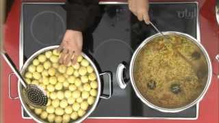 getlinkyoutube.com-برنامج فيه العافية - الطبق الرئيسي/ روبيان مع ماش 16-07 - 2013