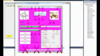 getlinkyoutube.com-Microsoft visual basic 2010 - Pokemon game