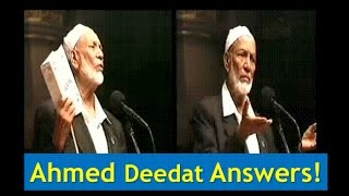 getlinkyoutube.com-Ahmad Deedats Amazing Answers to 2 Questions