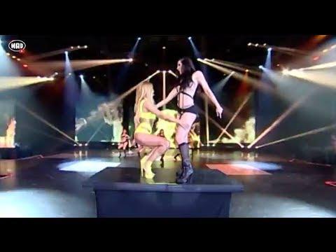 Bo, Νικηφόρος & Κατερίνα Στικούδη στα Mad VMA 2014 by Airfasttickets.