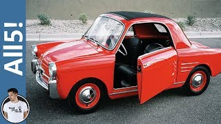 getlinkyoutube.com-5 Of The Smallest Cars Of All Time!