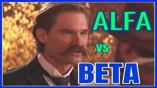 La Diferencia Entre Un Macho ALFA Y Un Macho Beta