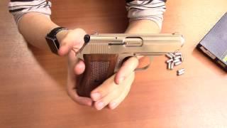 getlinkyoutube.com-Сигнальный пистолет Rohm RG 800 (Вальтер)