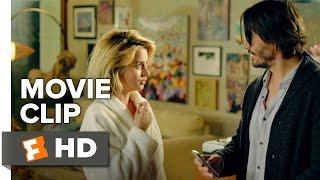 getlinkyoutube.com-Knock Knock Movie CLIP - By Design (2015) - Keanu Reeves, Lorenza Izzo Thriller Movie HD