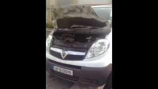 getlinkyoutube.com-Change Clutch on a Opel Vivaro 2.0L Diesel