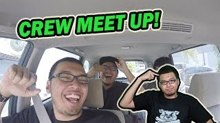 getlinkyoutube.com-VLOGGING DAY - Crew Meet Up! (HP Gw Di Bajak Sama Sekumpulan Makhluk Random!)