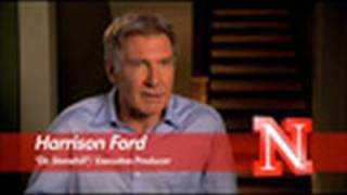 getlinkyoutube.com-N The Know - WHY did Harrison Ford visit UNL to prepare for his movie role as a scientist?