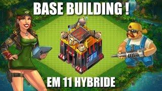 getlinkyoutube.com-Jungle Heat Clan France Rhonalp -99- SPEED Building EM 11, NO BASE BUILDING !