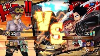 getlinkyoutube.com-One Piece Burning Blood - Online Ranked Battles Episode #2 (1080p)  ワンピース バーニングブラッド