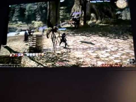 Final Fantasy XIV: A Realm Reborn - Gamescom 2012 Gameplay