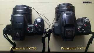 getlinkyoutube.com-Zoom test Panasonic FZ200 vs FZ72
