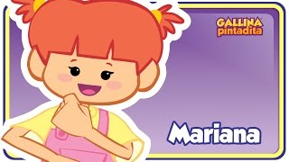 getlinkyoutube.com-Mariana (español) - Gallina Pintadita 1 - OFICIAL