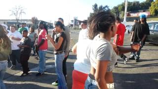 getlinkyoutube.com-EAST Oakland GIRL FIGHT!!!