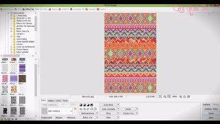 getlinkyoutube.com-Como montar cartelas de adesivos no FotoScape