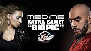 Medine - Biopic Feat. Kayna Samet (live Planète Rap)