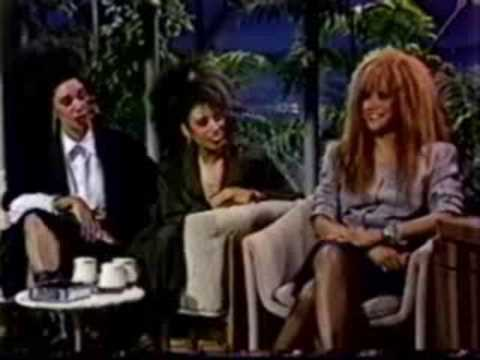 The Pointer Sisters on The Tonight Show with Bill Cosby, Pt. 2